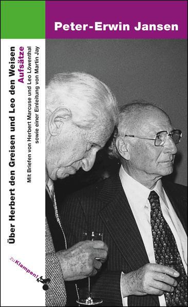 Über Herbert den Greisen und Leo den Weisen als Buch (kartoniert)