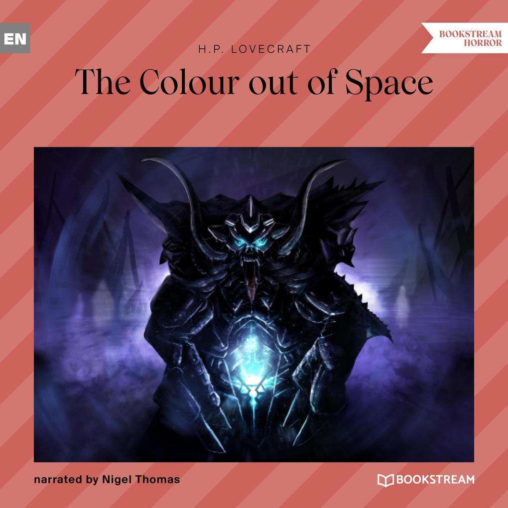 The Colour out of Space (Unabridged) als Hörbuch Download