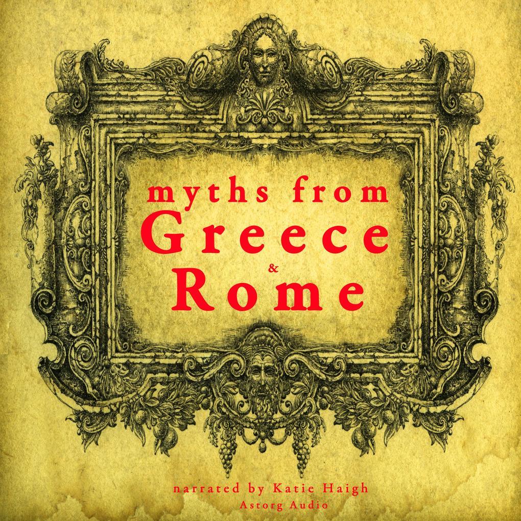 7 myths of Greece and Rome : Midas Orpheus Pandora Cadmus Atalanta Pyramus & Thisbe Philemon & Baucis