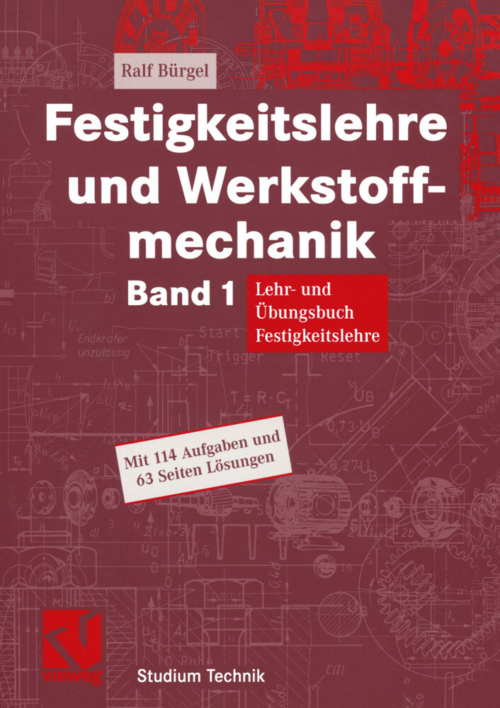 Festigkeitslehre und Werkstoffmechanik 1 als Buch