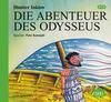 Die Abenteuer des Odysseus. 2 CDs