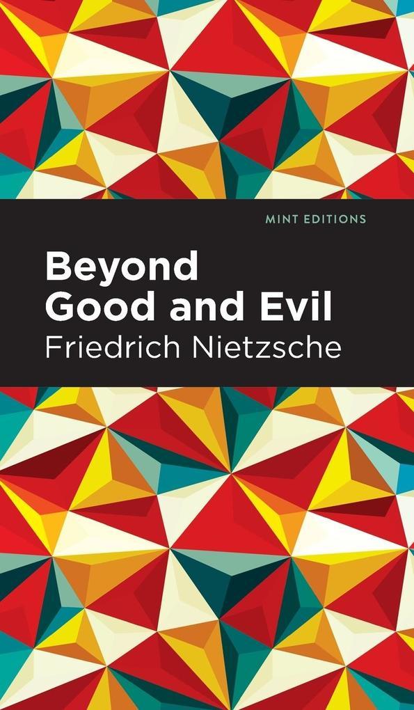 Beyond Good and Evil als Buch (gebunden)