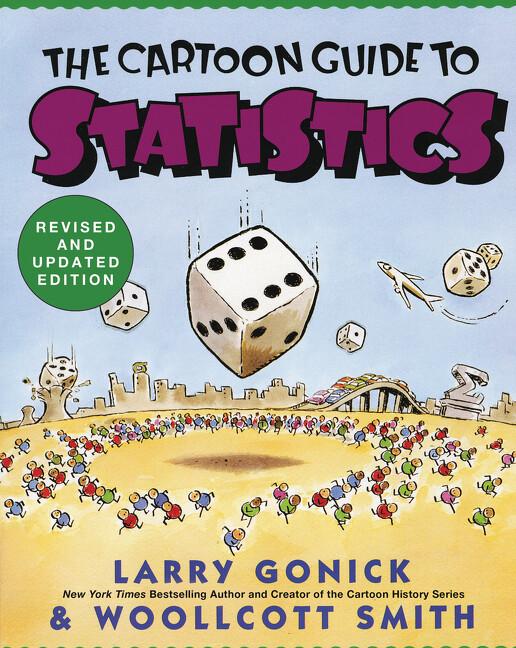Cartoon Guide to Statistics als Taschenbuch von Larry Gonick, Woollcott Smith