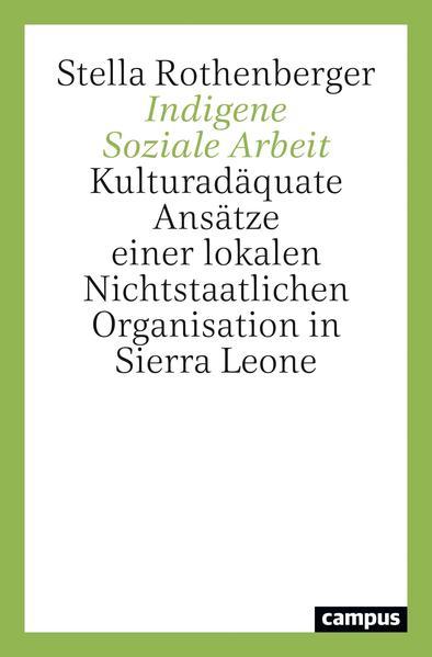 Indigene Soziale Arbeit