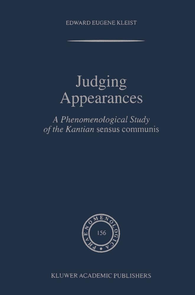 Judging Appearances als Buch