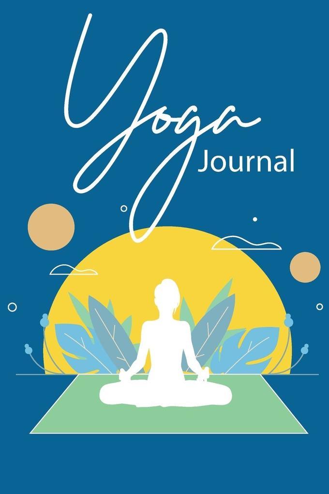 Yoga Journal als Buch (kartoniert)