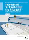 eBook inside: Buch und eBook Fachbegriffe für Psychologie und Pädagogik im beruflichen Gymnasium