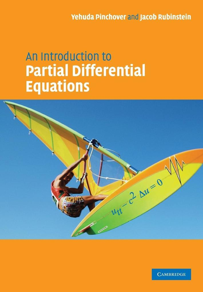 An Introduction to Partial Differential Equations als Buch von Yehuda (Technion - Israel Institute of Technology, Haifa)