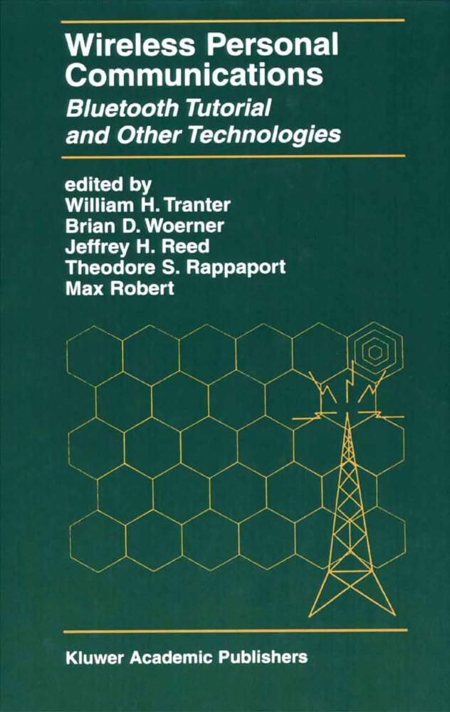 Wireless Personal Communications als Buch von