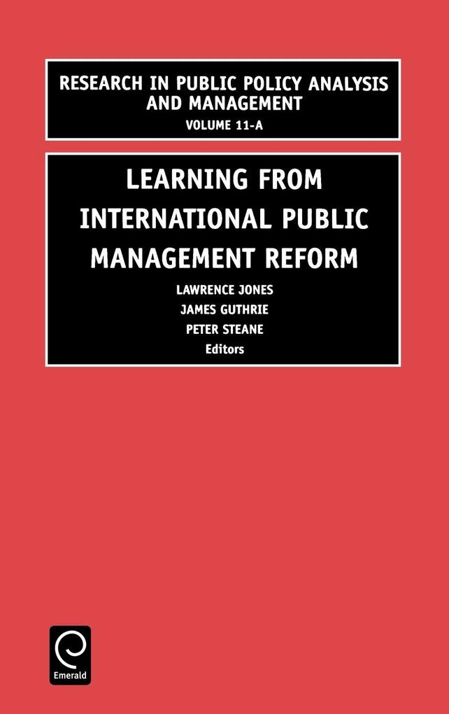 Learning from International Public Management Reform