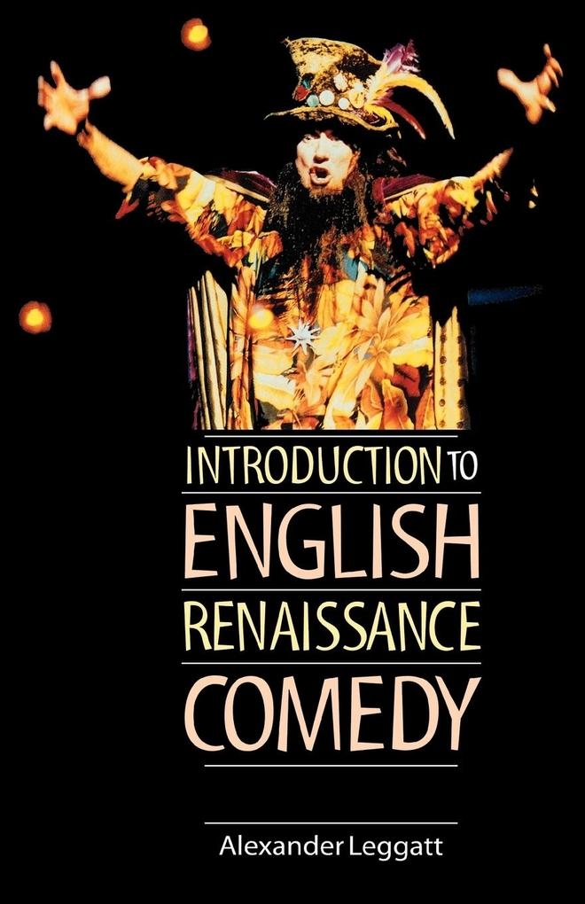 Introduction to English Renaissance Comedy als ...