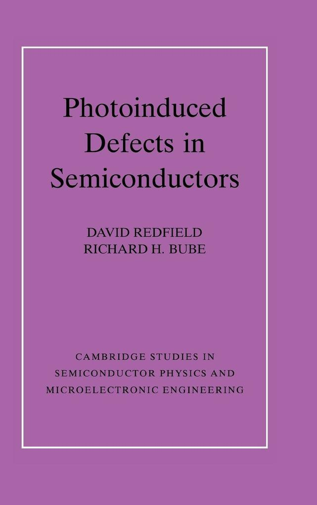 Photo-induced Defects in Semiconductors