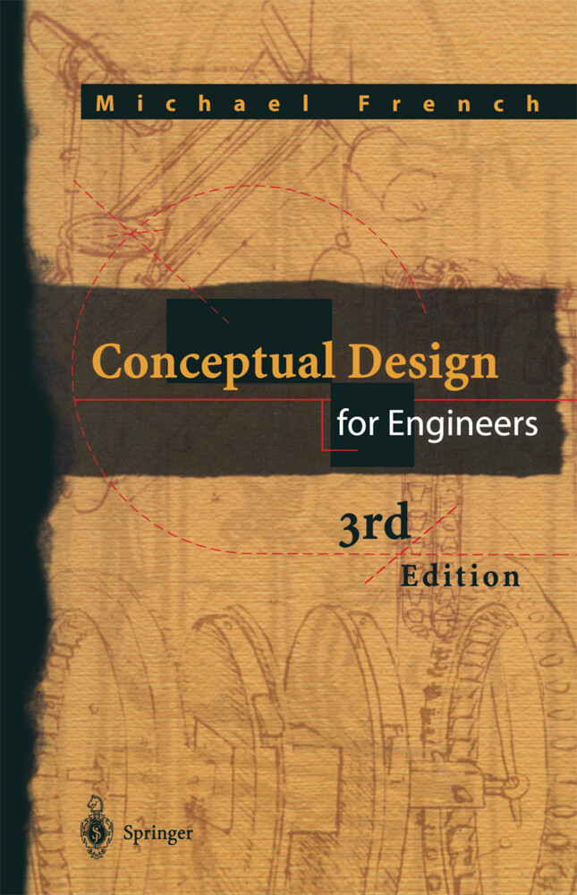 Conceptual Design for Engineers als Buch von Michael J. French