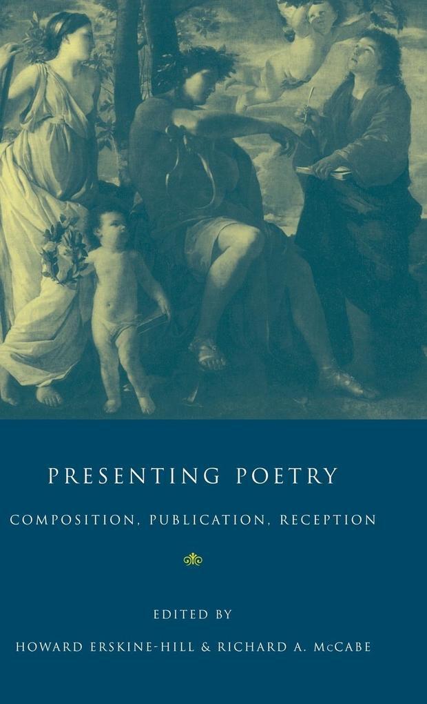 Presenting Poetry