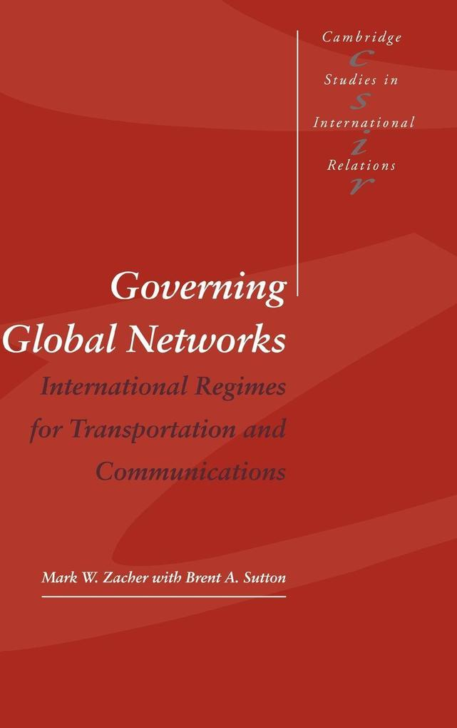 Governing Global Networks