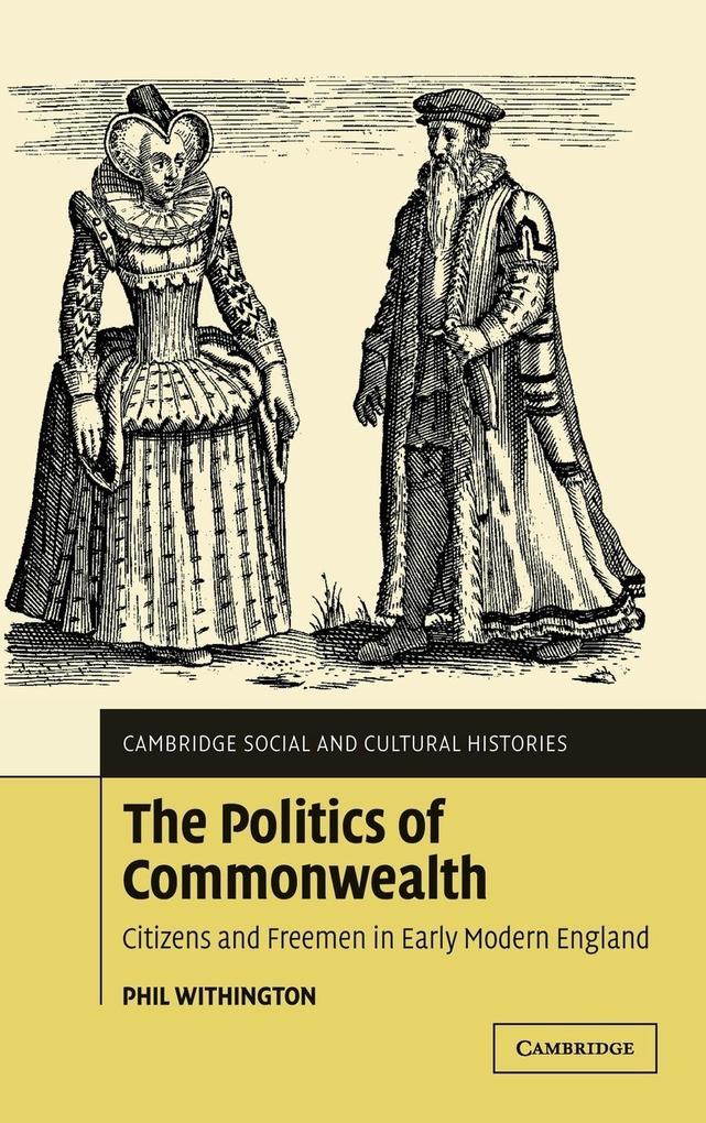 The Politics of Commonwealth