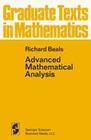 Advanced Mathematical Analysis