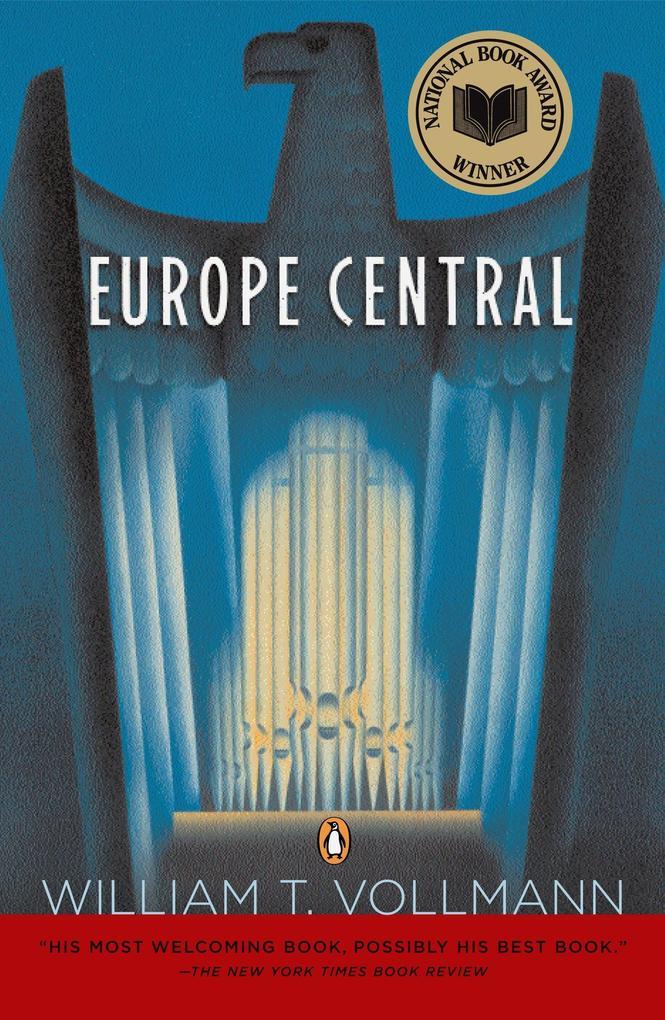 Europe Central als Buch von William T. Vollmann