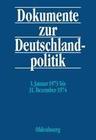 Dokumente zur Deutschlandpolitik Band 3
