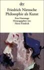 Philosophie als Kunst
