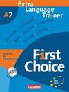 First Choice 2. Extra Language Trainer