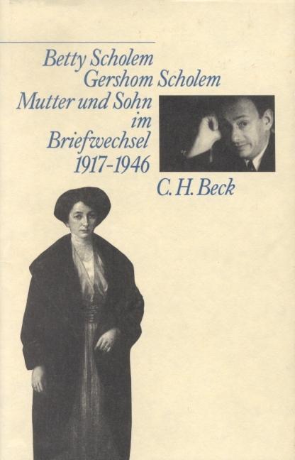 Mutter und Sohn im Briefwechsel 1917 - 1946 als Buch