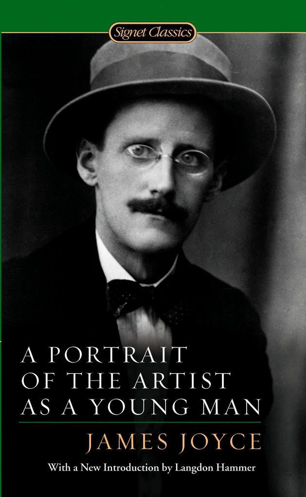A Portrait of the Artist as a Young Man als Taschenbuch