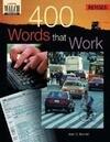 400 Words That Work: A Life Skills Vocabulary Program