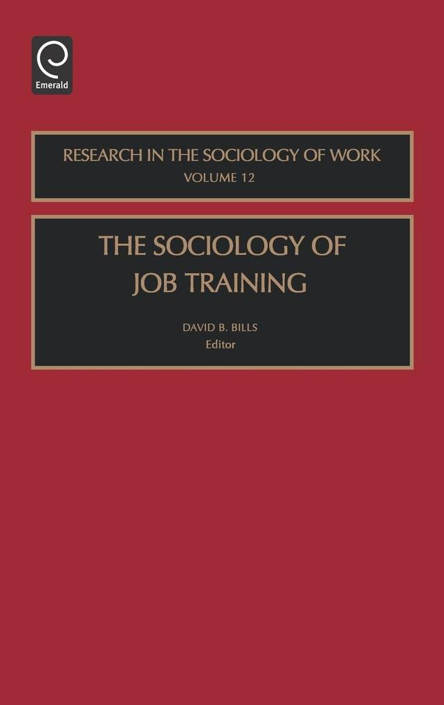 Sociology of Job Train Rsw12h