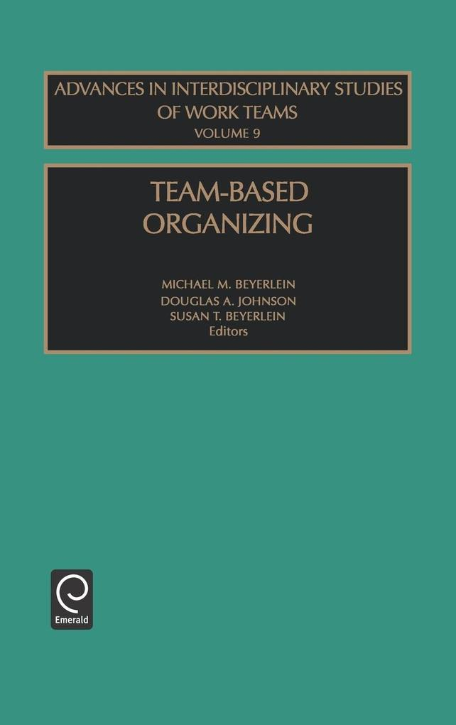 Team-Based Organizing Aisw9 H