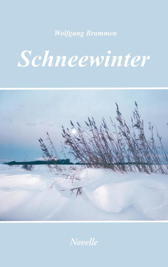 Schneewinter als Buch