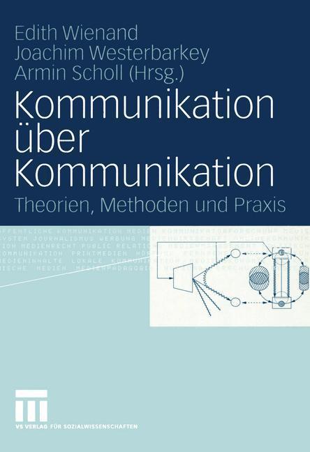 Kommunikation über Kommunikation als Buch von
