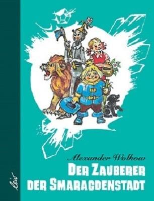 Der Zauberer der Smaragdenstadt als Buch