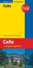 Falk Stadtplan Extra Standardfaltung Celle 1 : 20 000