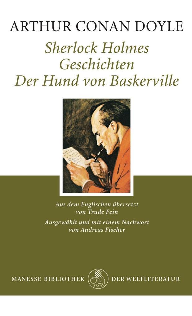Sherlock Holmes-Geschichten. Der Hund von Baskerville als Buch von Arthur Conan Doyle