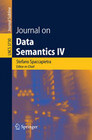 Journal on Data Semantics IV