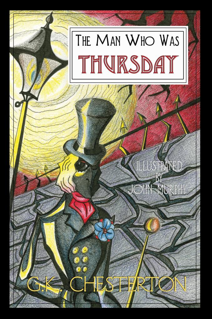 The Man Who Was Thursday: A Nightmare als Buch