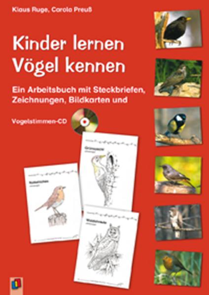 Kinder lernen Vögel kennen als Buch von Carola ...