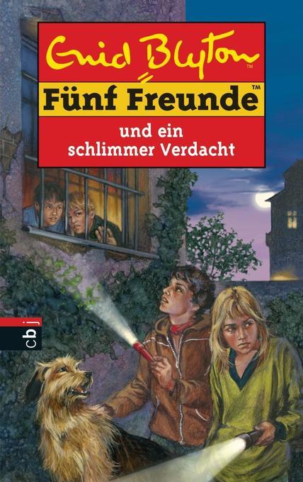 Fünf Freunde 48. Fünf Freunde und ein schlimmer Verdacht als Buch