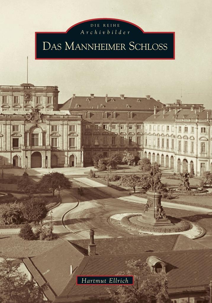 Das Mannheimer Schloss als Buch
