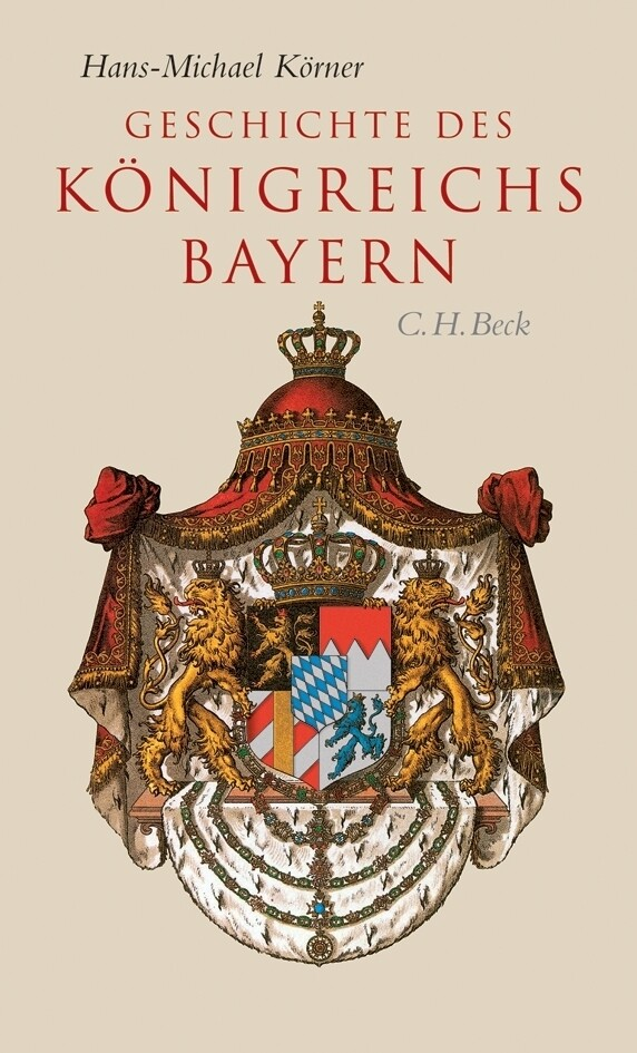 Geschichte des Königreichs Bayern als Buch