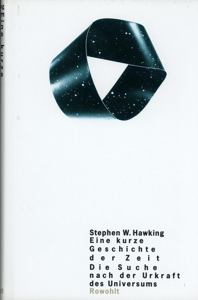 Eine kurze Geschichte der Zeit als Buch