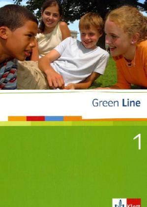 Green Line 1. Schülerbuch (fester Einband) als Buch