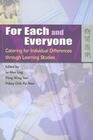 For Each and Everyone - Catering for Individual Differences through Learning Studies