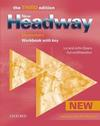 New Headway English Course. Elementary - Third Edition - Workbook with Key