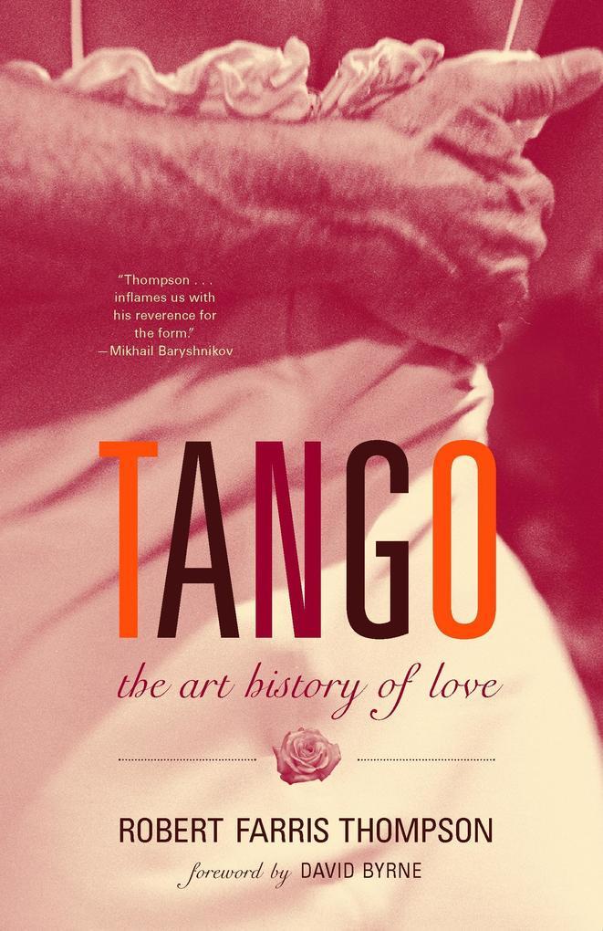Tango als Buch (kartoniert)