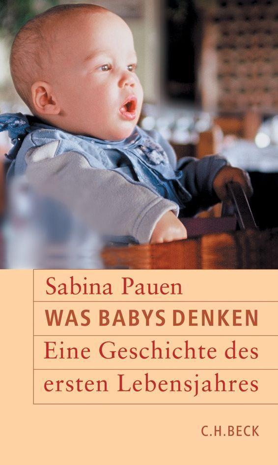 Was Babys denken als Buch