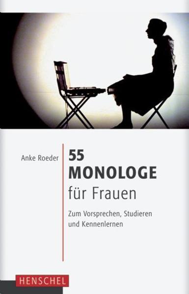 55 Monologe für Frauen als Buch