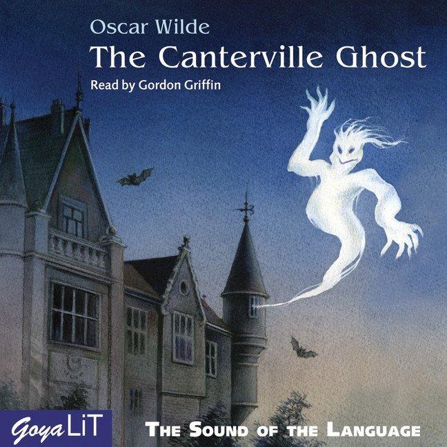 The Canterville Ghost. CD als Hörbuch CD von Oscar Wilde