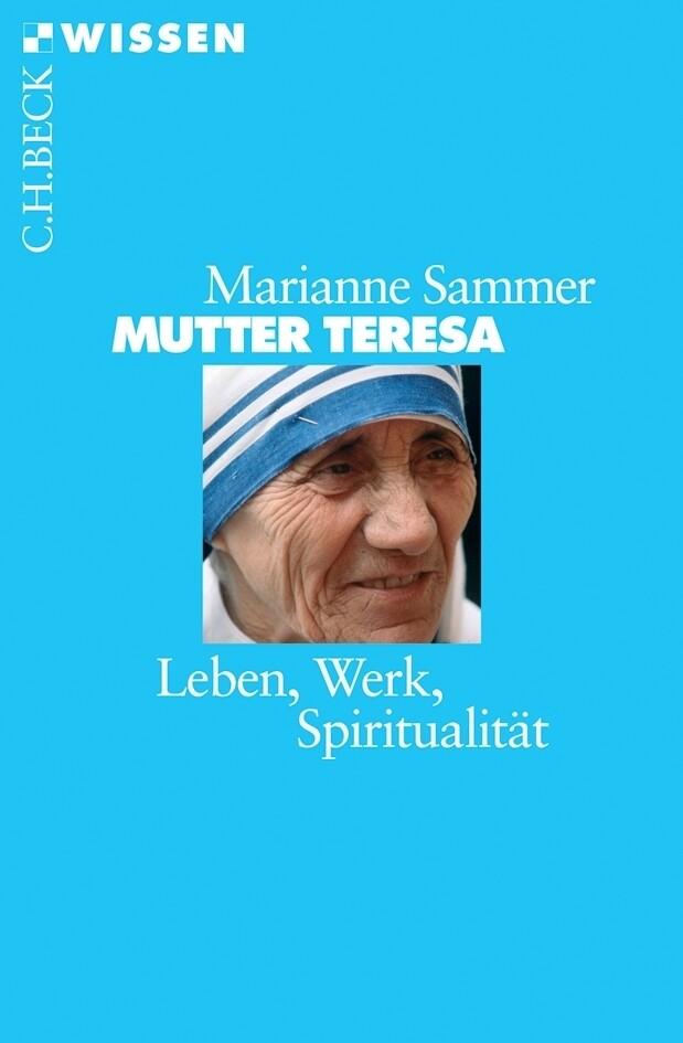 Mutter Teresa als Taschenbuch